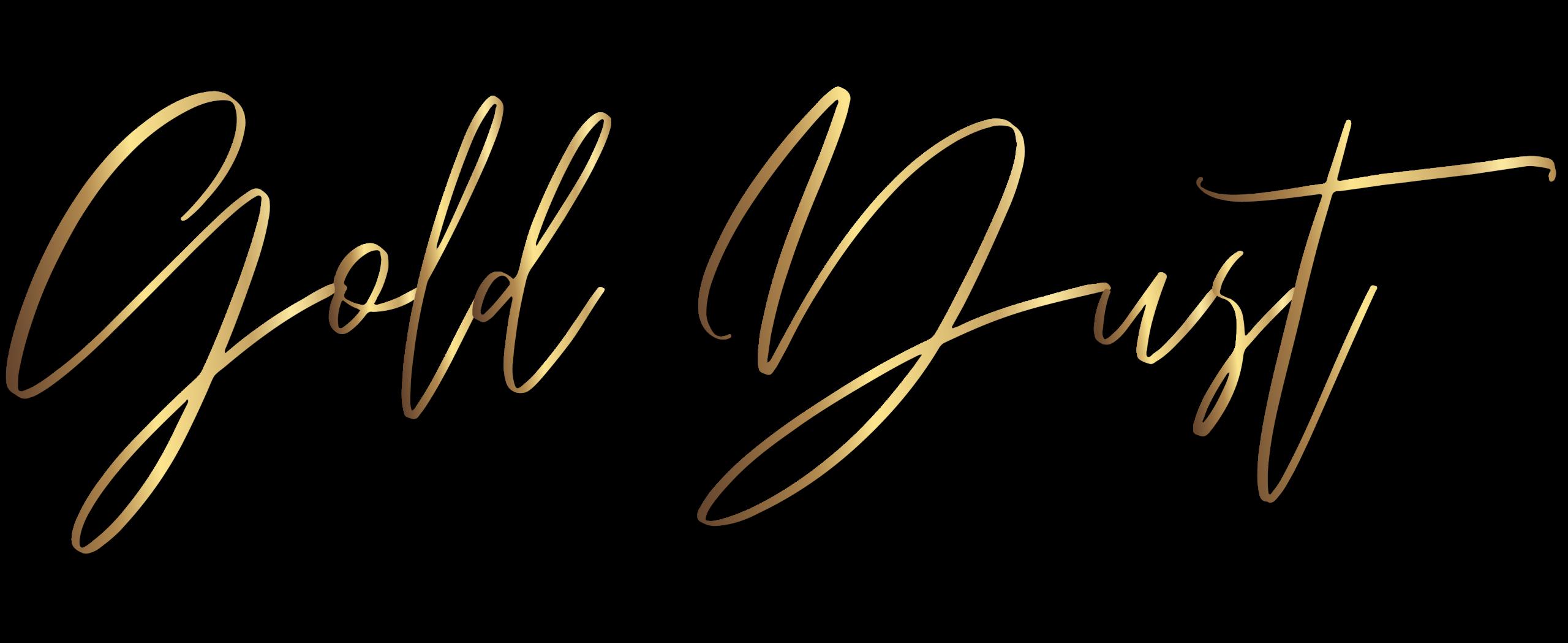 Gold Dust - Blog